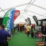 Sport event marquee