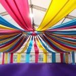 Colour ribbon interior