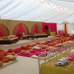 marquee hire Moroccan 1
