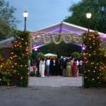 marquee hire asian wedding 9
