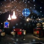 marquee hire chandeliers 7