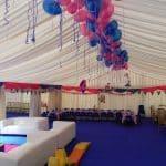 marquee hire children's parties 7