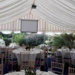 marquee hire projector 3