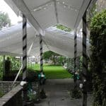 marquee hire entrance 8