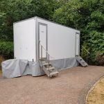 marquee hire toilets 1